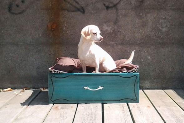 Aprenda a fazer uma cama artesanal para seu cachorrinho 006
