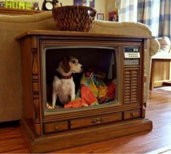 Aprenda a fazer uma cama artesanal para seu cachorrinho 010
