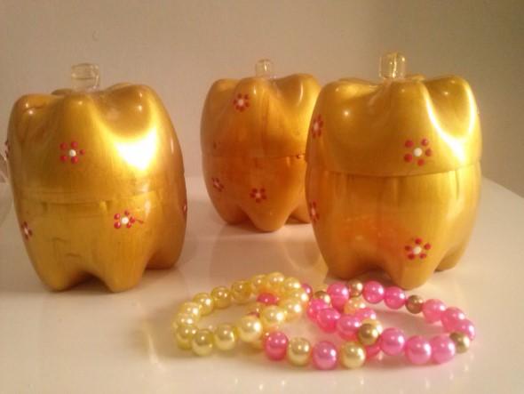 Caixa de joias artesanal 010
