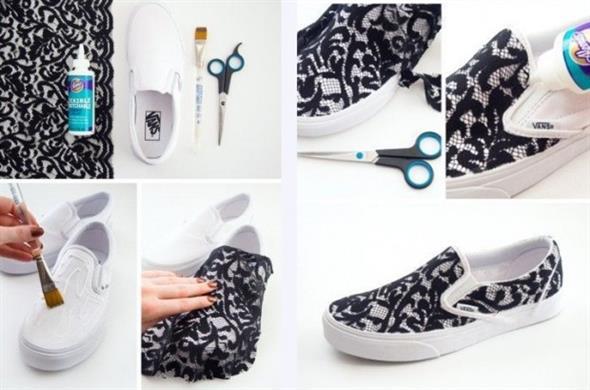 DIY – Como customizar tênis 001
