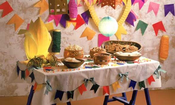 Aprenda a montar a decoração de Festa Junina 007