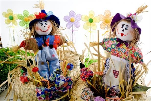 Aprenda a montar a decoração de Festa Junina 011