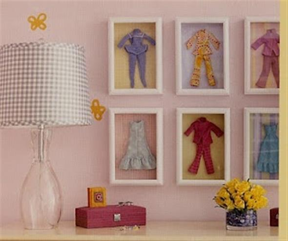 Quadro para decorar o quarto do bebê 001