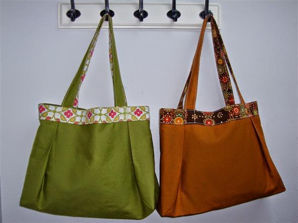 Bolsinha de tecido artesanal 002