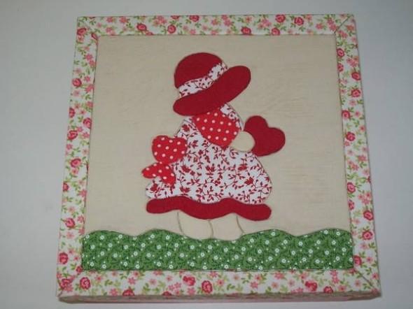 Dicas e modelos de artesanato com patchwork 005