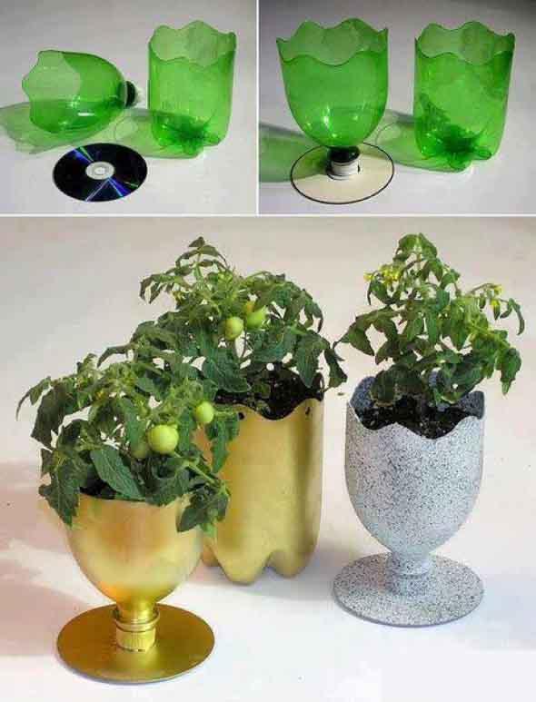 Recicle seus CDs usados com dicas de artesanato 014