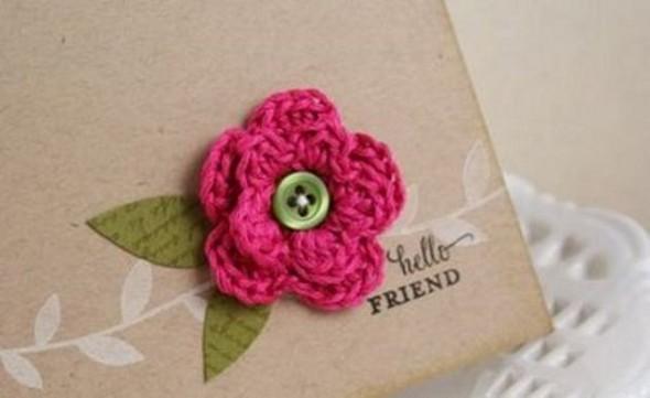 Como Fazer Flor De Crochê Passo A Passo E Modelos