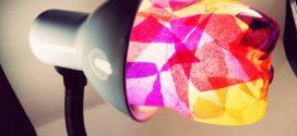 Luminárias criativas feitas com artesanato – Modelos para te inspirar