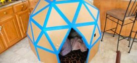 DIY – Faça arte com papelão aí na sua casa