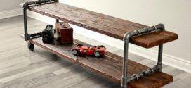 Artesanato com canos de ferro – Ideias para fazer em casa