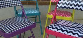 Ideias para restaurar cadeiras velhas em casa
