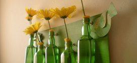Reciclagem se transforma em artesanato para decoração da casa
