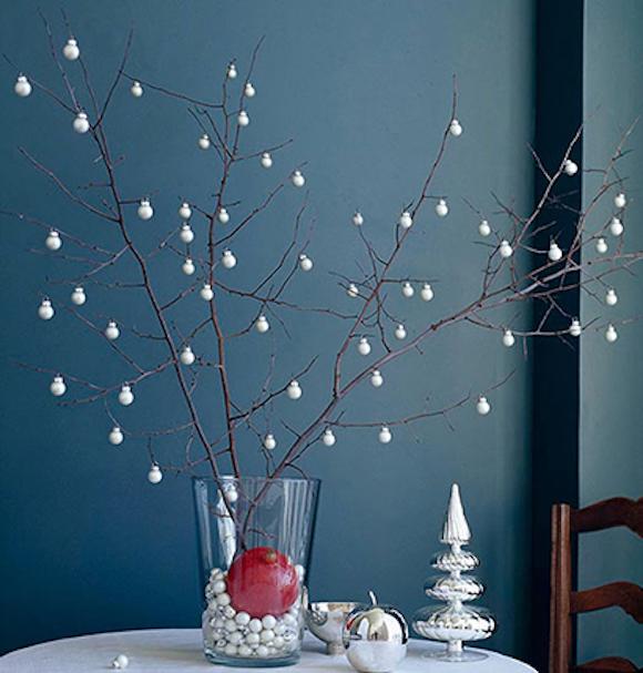 Arvore De Natal Com Galhos Secos