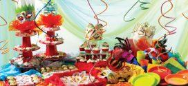 Tema de carnaval para festa de aniversário