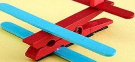 Brinquedos feitos de reciclagem