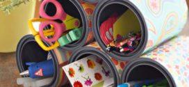 Ideias para Reciclar e Reutilizar latas