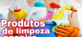 Mistura de limpeza caseira poderosa