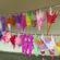 Cartucho artesanais de doces de festa junina
